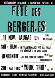FETE des berger fly